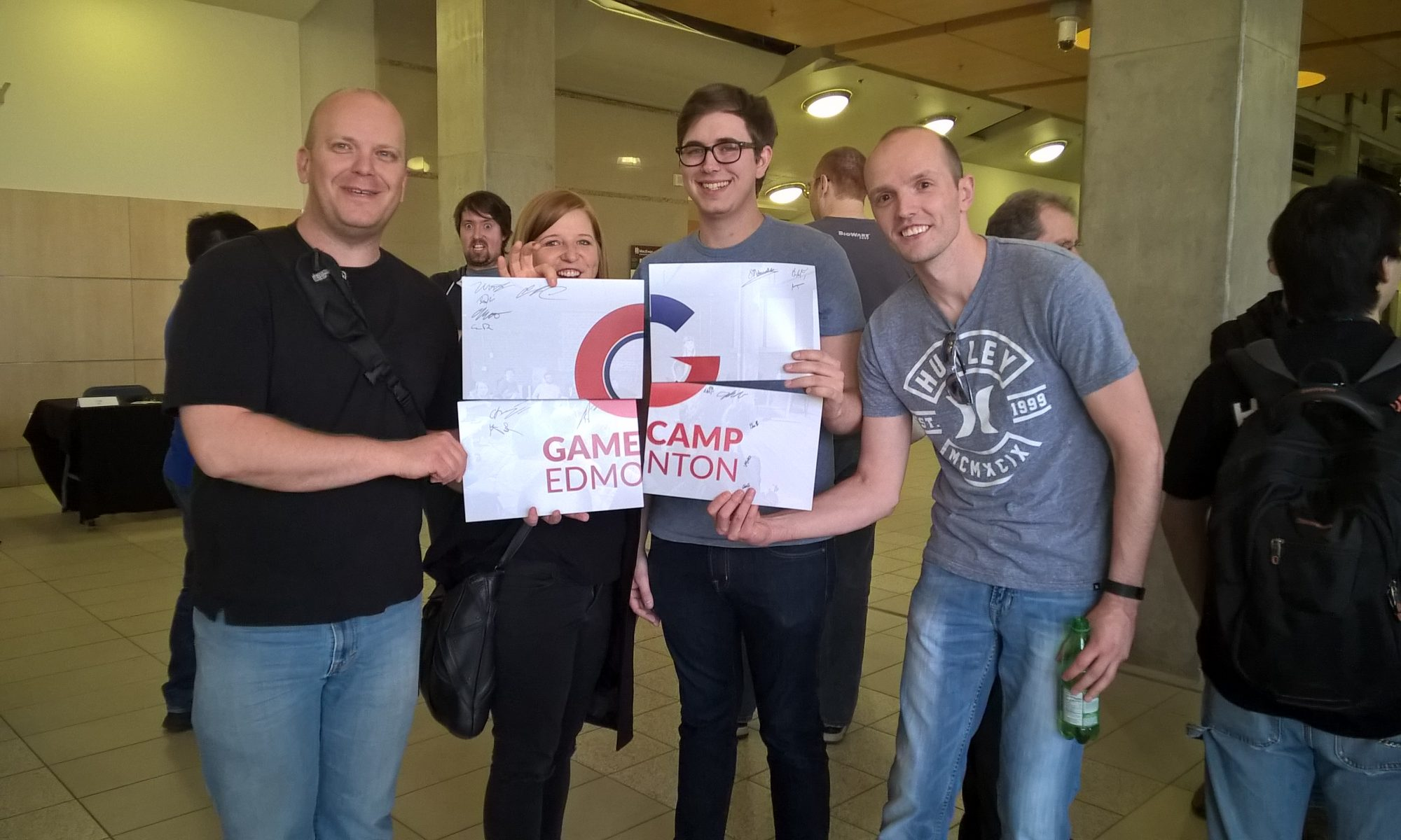 GameCamp at GDX